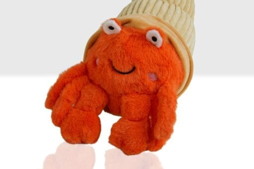 Hermit Crab Soft Toy