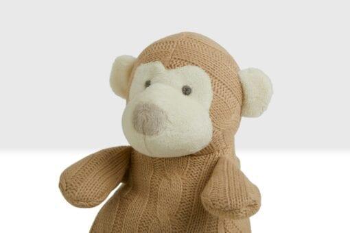 Chunky Monkey Soft Toy