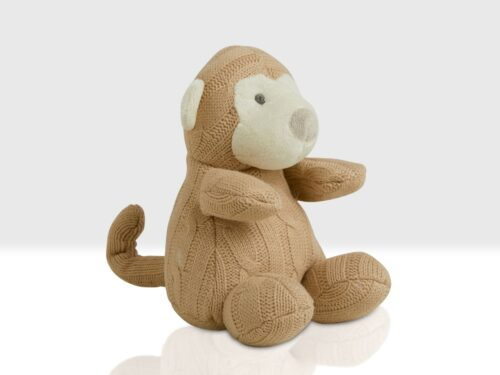 Chunky Monkey Soft Toy