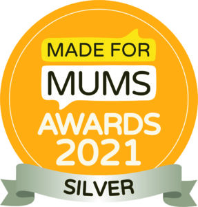 made for mums awards 2021 silver