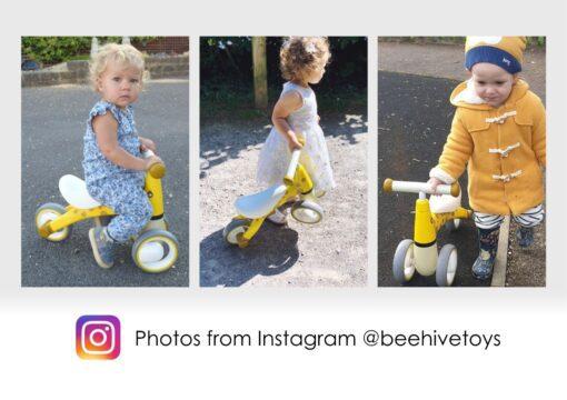 Photos from Instagram Giraffe Bike