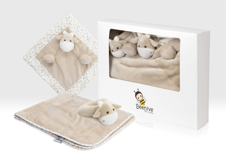 Beige Baby Gift Set
