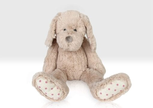 Tall dog soft toy