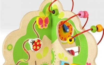 The Popularity of Wooden Toys