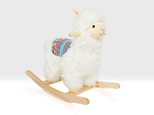 alpaca rocker