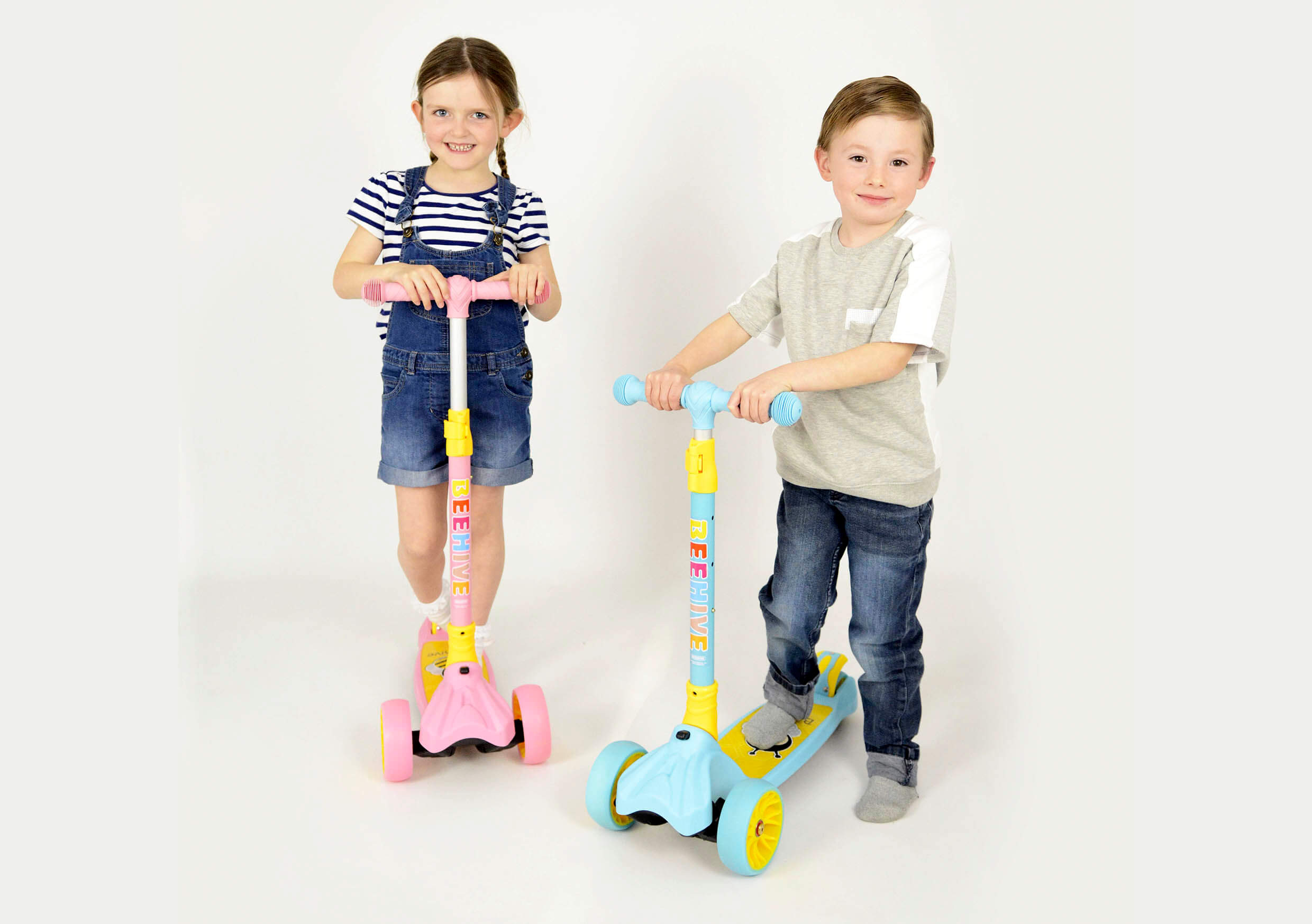 Beehive Toys Folding Scooters for 3 to 6 year olds