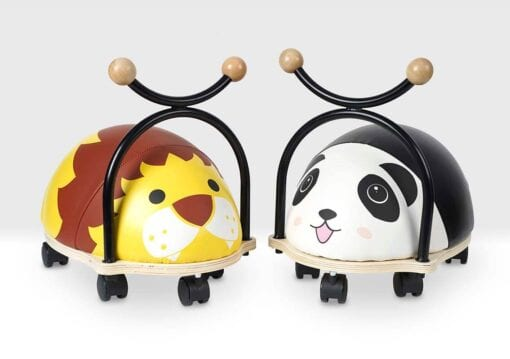 lion and panda balance bug | Beehive Toy Factory