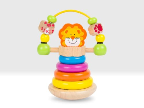 Lion stacker