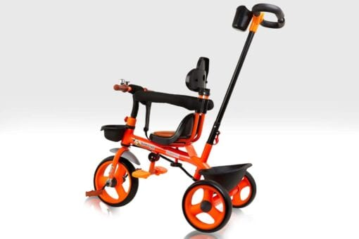 Trike with Parent Handle