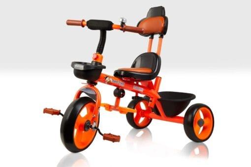 Orange Trike