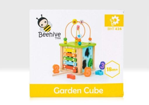 play garden cube 1   Beehive Toy Factory