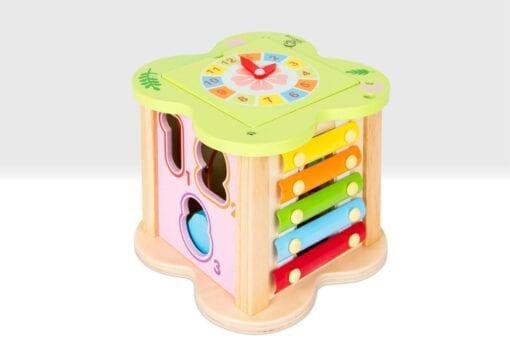 Play garden cube