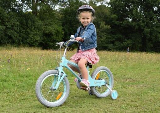 Vintage Childrens Bike Girl 1.1