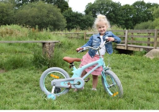 vintage children bike girl 2