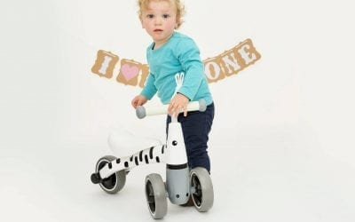 Benefits of a Baby Balance Bike