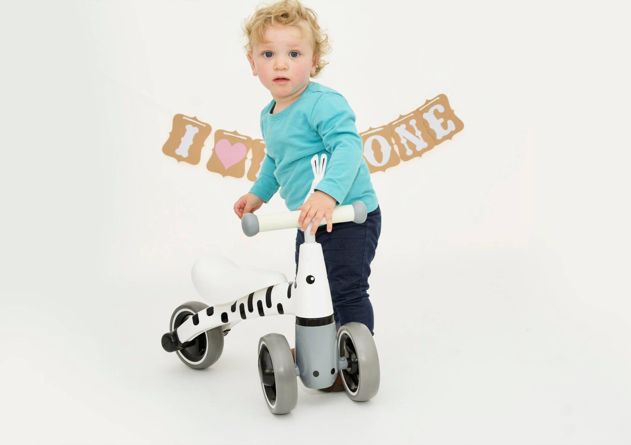 Benefits of a Baby Balance Bike
