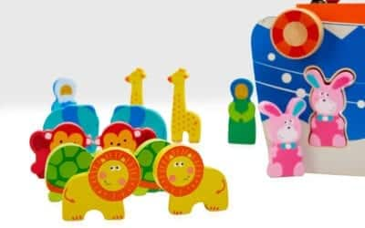 Wooden Toys vs. Plastic Toys
