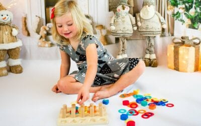 Top Ideas for Preschoolers this Christmas