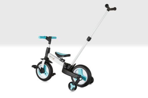 Blue Multifunctional Balance Bike