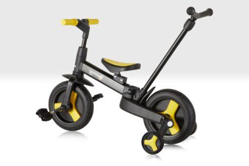 Multifunctional Balance Bike side