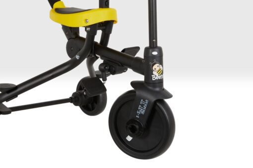 2 in 1 Push Tricycle wheels
