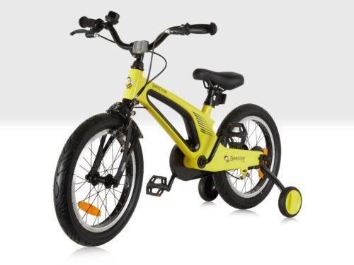 Children's 16 inch Bicycle Yellow