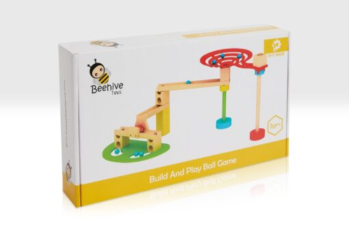 Build and Play Ball Game