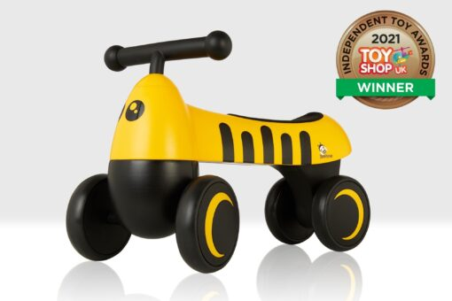 bumblebee ride on toy