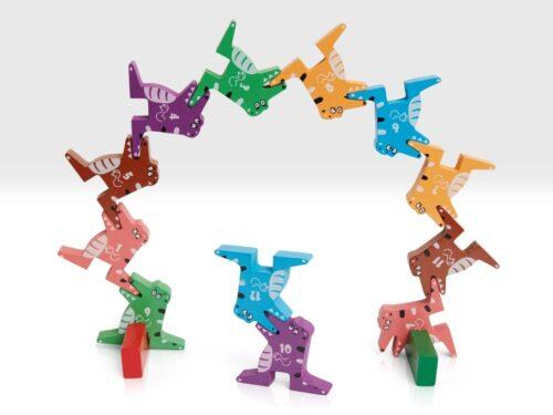 crocodile building blocks