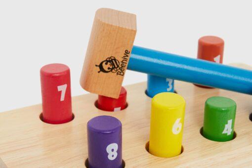 Hammer Bench Game