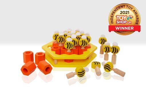 Beehive Memory Matching Game