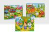 set of 3 puzzles