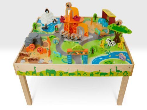 Zoo Play Table